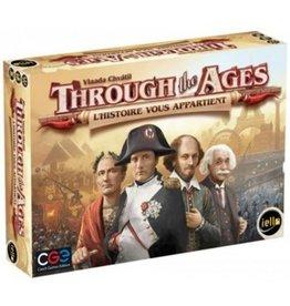 Iello jeu board game Through the Ages - L'histoire vous appartient (FR)