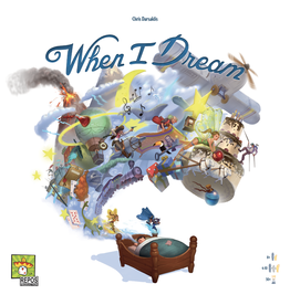 Repos production When I dream (FR)