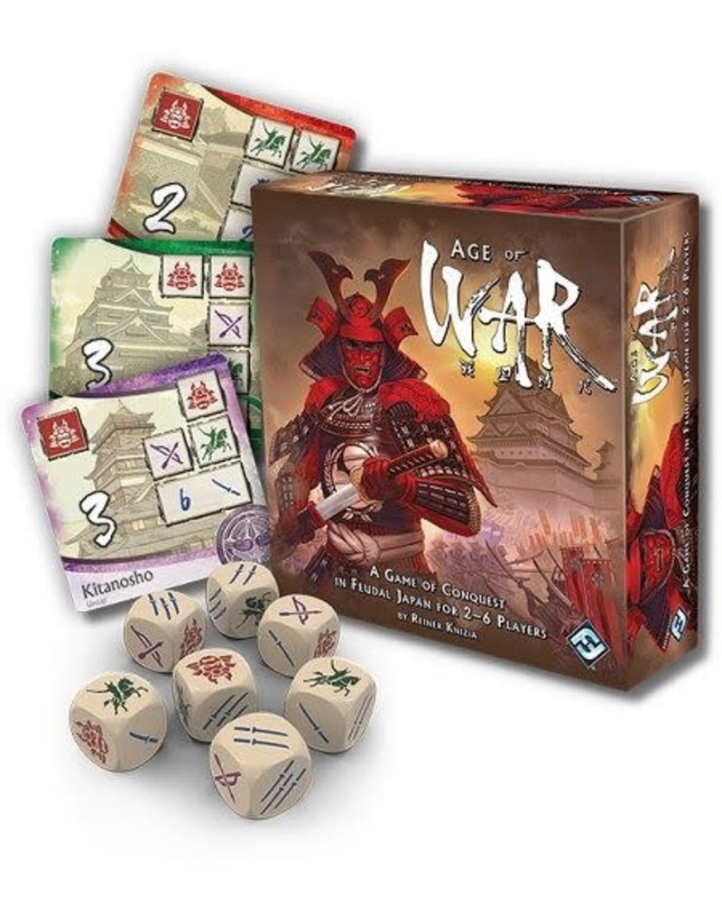 Fantasy Flight Games Age of War (EN)