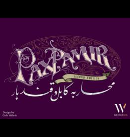 Wehrlegig Games Pax Pamir 2nd KS edition (EN) PRECOMMANDE