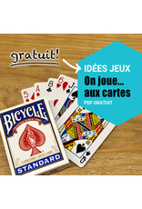Game Ideas - Let's play cards! (FR)