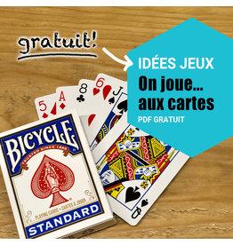 Idées jeux - On joue aux cartes! (FR)