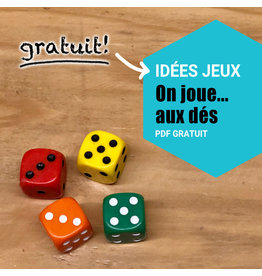 Game Ideas - Let's play dice! (FR)