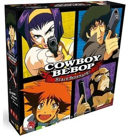 Don't Panic games Cowboy Bebop - Space Serenade (EN)