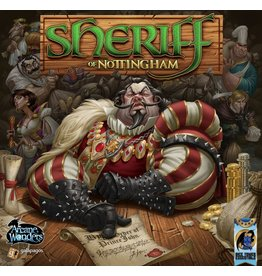 Edge Sheriff of Nottingham (FR) PRECOMMANDE