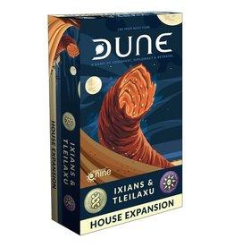 GaleForce nine Dune: Ixians & Tleilaxu House Expansion (EN) PRECOMMANDE