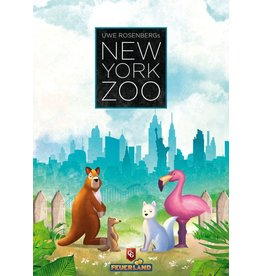 Capstone games New York Zoo (EN) PRECOMMANDE