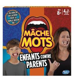 Hasbro Mâche Mots - Enfants contre Parents (FR)