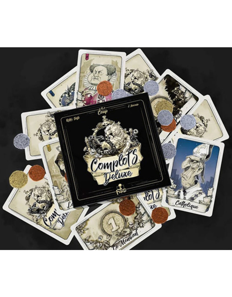 Ferti Complots Deluxe (FR)