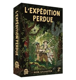 Nuts Publishing L'Expedition Perdue (FR)