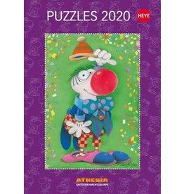 Heye Catalogue Puzzles Heye 2020