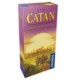 Catan - Marchands & Barbares 5-6 joueurs