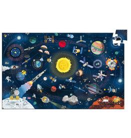Djeco Puzzle observation / L'espace / 200mcx