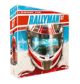 Holy Grail games Rallyman GT - Corebox (FR)