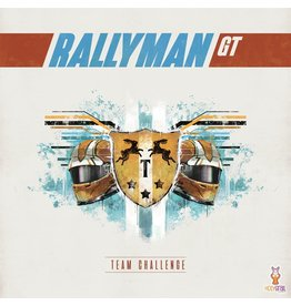 Holy Grail games Rallyman Team Challenge Equipe (FR)