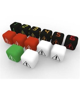 Holy Grail games Rallyman Dice Pack (FR)
