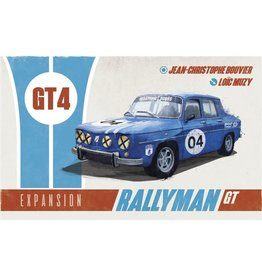 Holy Grail games Rallyman GT4 (FR)