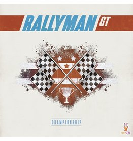 Holy Grail games Rallyman Championnat - Championship (FR)