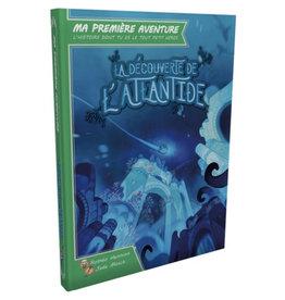 Game Flow Ma première aventure / La découverte de l'Atlantide