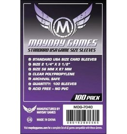 Mayday Games MDG7040 - 56mm X 87mm 100 pack