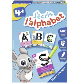 Ravensburger J'écris l'alphabet - Se préparer à l'écriture (FR)