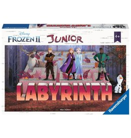 Ravensburger Labyrinthe Jr Reine des Neige - Frozen 2 (FR/EN)