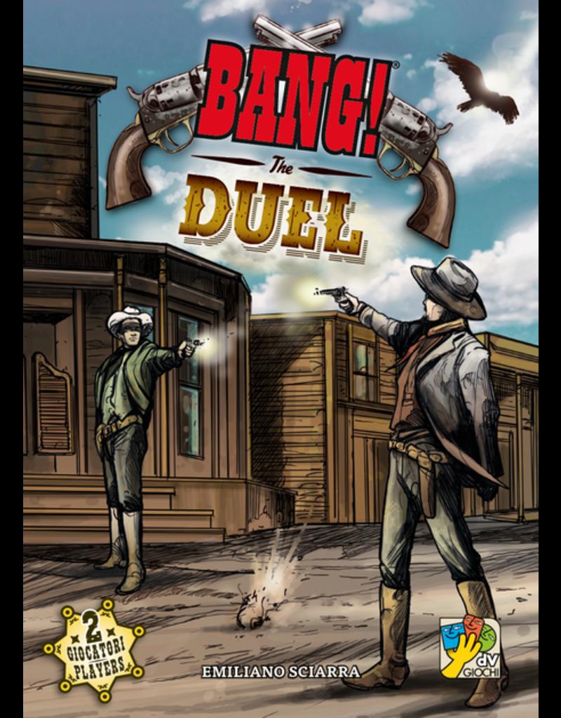Asmodée Bang: Le Duel (FR)
