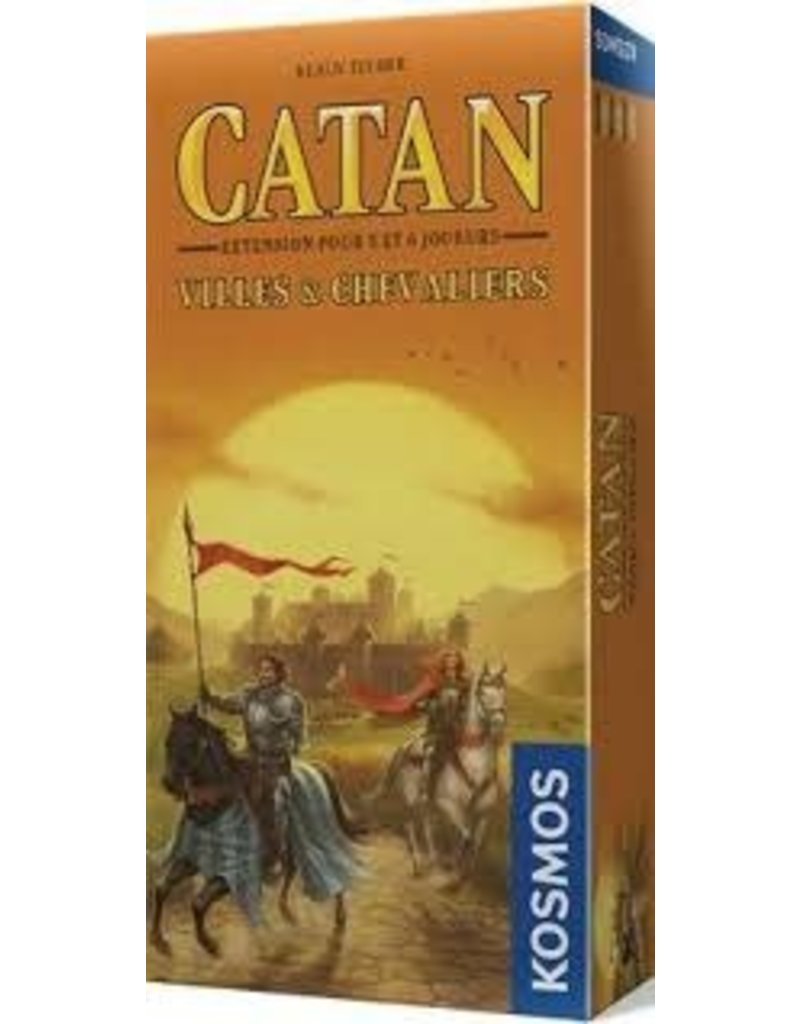 Kosmos Catan Villes Et Chevaliers 5/6 (FR)