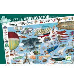 Djeco Puzzle observation - Aero club 200mcx
