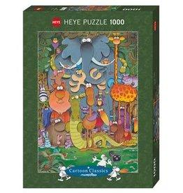 Heye Puzzle 1000mcx - Photo Mordillo