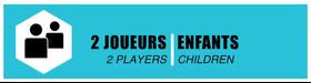 2 joueurs - Enfants