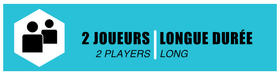 2 Players - Long