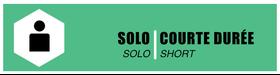 Solo - Short duration