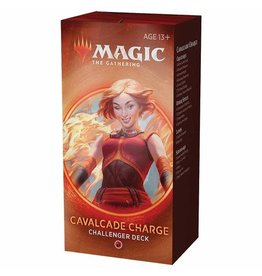 Wizards of the Coast MTG Challenger Deck 2020 - Cavalcade Charge (EN)