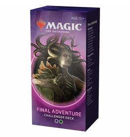 Wizards of the Coast MTG Challenger Deck 2020 - Final Adventure (EN)