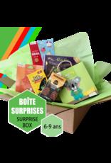 Boîte à surprises 6-9 ans