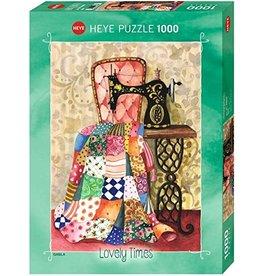 Heye Puzzle 1000mcx, Quilt