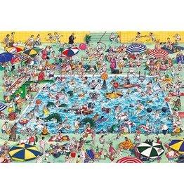 Heye Puzzle 1000mcx, Cool Down!, Blachon