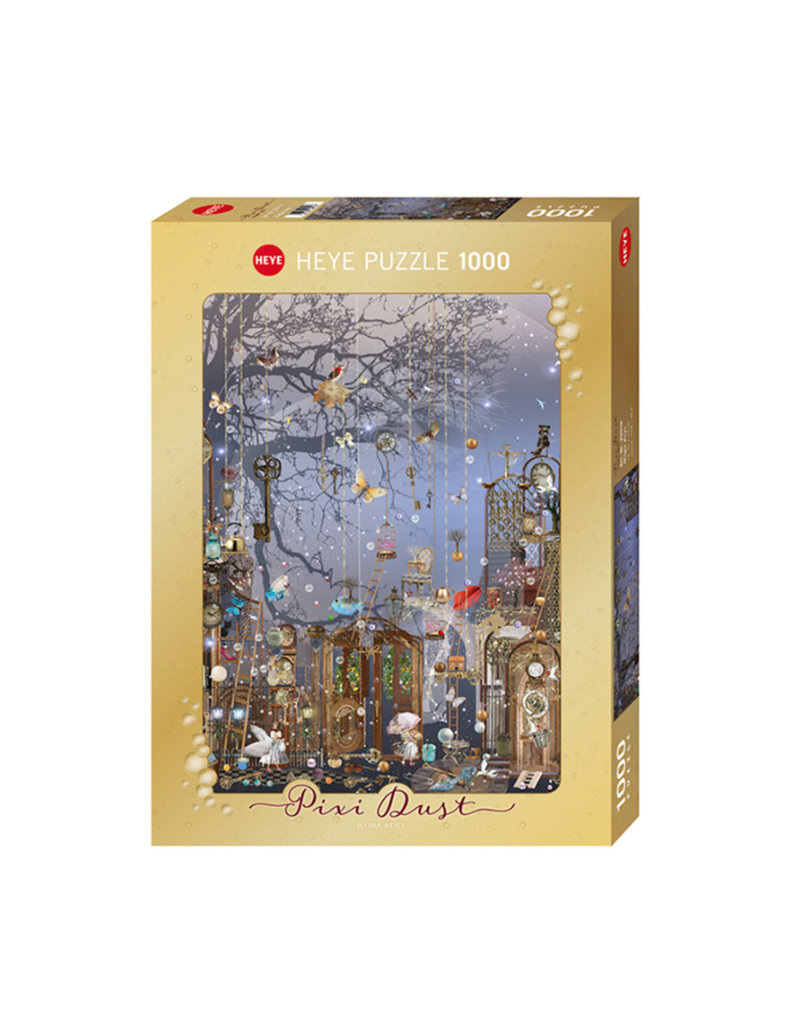 Heye Puzzle - Magic Keys, Pixie Dust 1000mcx
