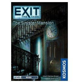 Kosmos Exit - The Sinister Mansion (EN)