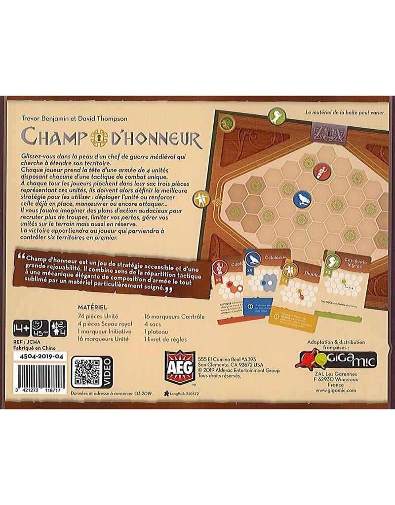 Gigamic Champ d'honneur (FR)