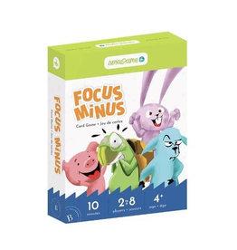 jeux AMALGAME board games Focus Minus - Amalgame (FR)