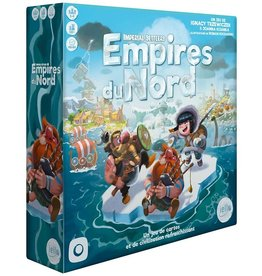 Iello jeu board game Imperial Settlers: Empires du Nord (FR)