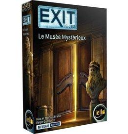 Iello jeu board game Exit - Le Musée Mystérieux (FR)