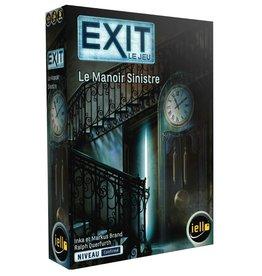 Iello jeu board game Exit - Le Manoir Sinistre (FR)