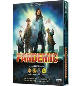 Z-man games Pandemic (FR)