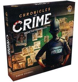 Lucky Duck Chronicles of Crime (FR)