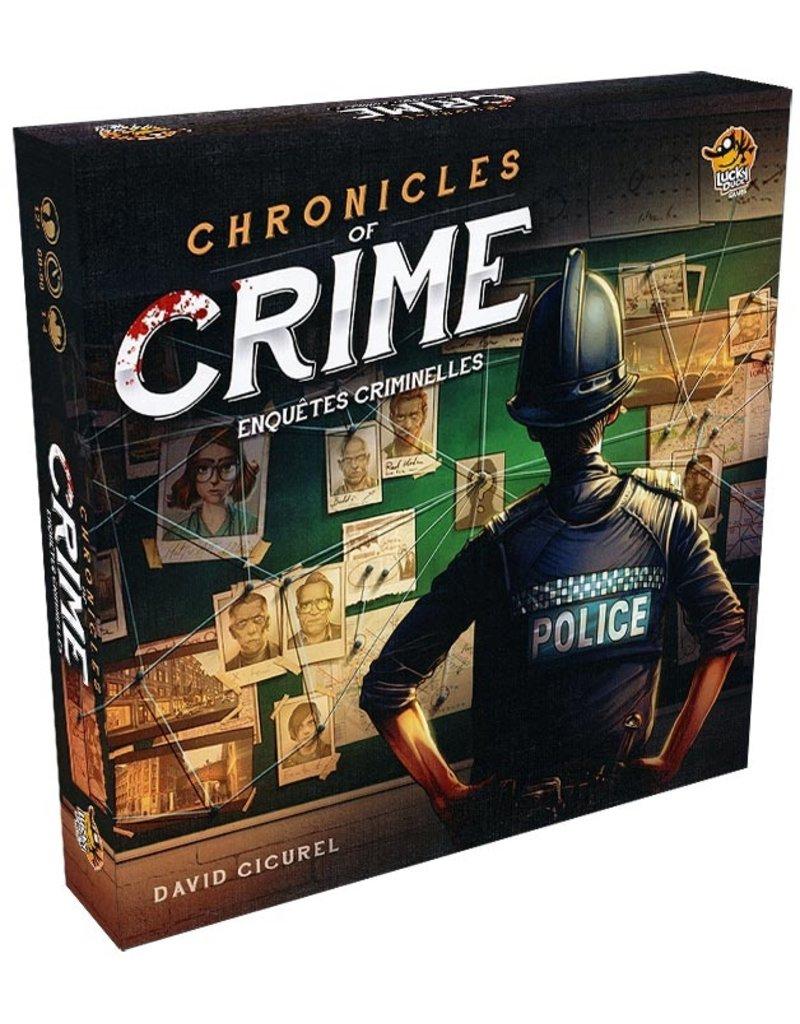 Lucky Duck Chronicles of Crime (FR)