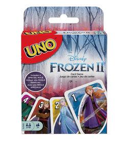 Mattel Uno - Frozen/Reine des  Neige 2 (FR/EN)