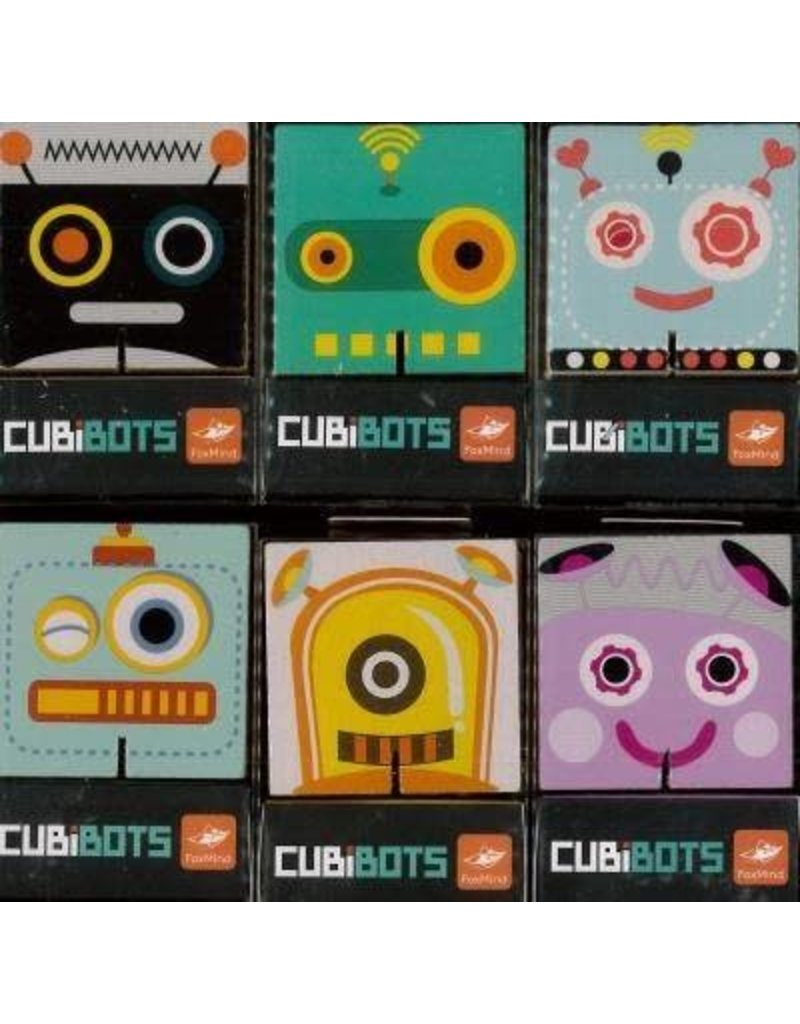 Foxmind Cubibots Plex